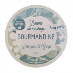 Baume de massage Gourmandine